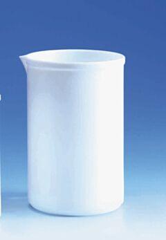 Склянка низька градуйована з ПТФЕ VITLAB, Німеччина
