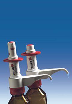 Поршневые бутылочные дозаторы (диспенсеры) VITLAB® piccolo, Германия