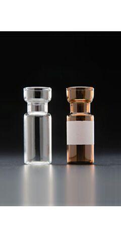 Виалы из светлого и темного стекла Versa Vial™, 12x32mm, горловина 9mm