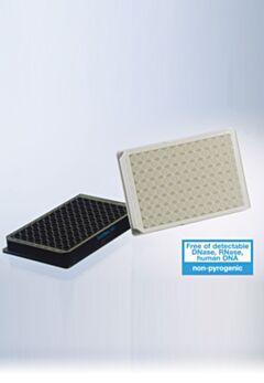 Планшеты микротитровальные из белого и черного полистирола  96-луночные, Greiner Bio-One GmbH, Германия
