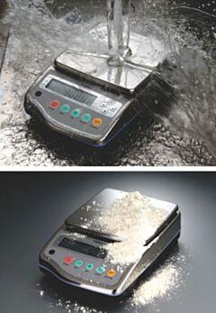 Влагозащищенные весы VIBRA CJ. Производитель Shinko Denshi, Япония