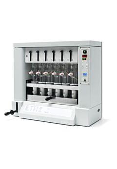 Аппараты для экстракции по методу Сокслета (Рэндалла) SER148/3 и SER148/6. VELP Scientifica, Италия