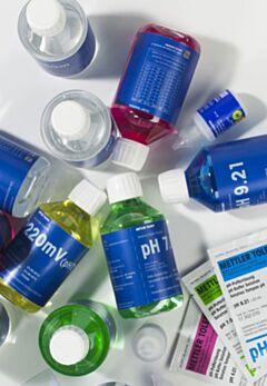 pH калибровочные растворы Mettler toledo, США