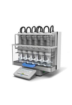 Автоматические аппараты для экстракции по методу Сокслета (Рэндалла) SER158. VELP Scientifica, Италия