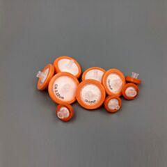 Шприцевые фильтры с мембранами из ацетата целлюлозы (CA). Франция
