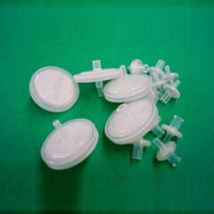 Шприцевые фильтры с мембранами из пористого стекла(FV). Франция