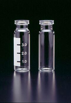 Виалы из светлого и темного стекла Snap Seal™ 15x45mm под кримп 13mm